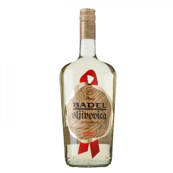 BRANDY BADEL SLIVOVICA 1 L.