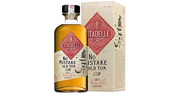 GIN CITADELLE NO MISTAKE OLD TOM 0.50 L