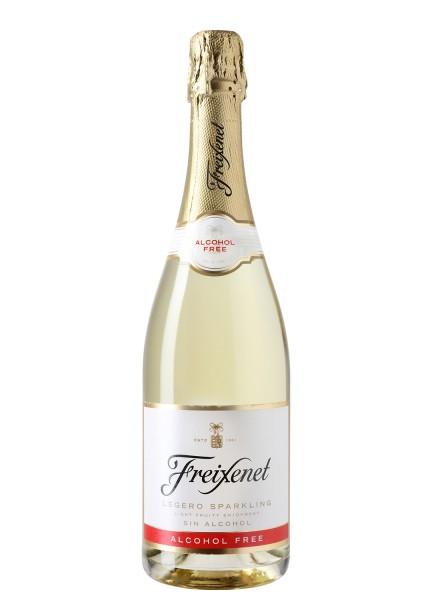 FREIXENET LIGERO SIN ALCOHOL - D.O. Cava