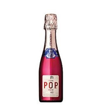 POMMERY BRUT PINK POP 0.20 L. - Champagne
