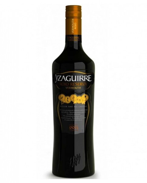 VERMOUTH YZAGUIRRE RESERVA 1 L. - Vermouth