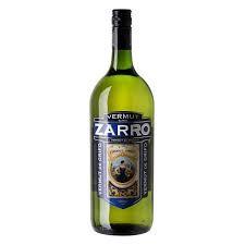 VERMUT DE GRIFO ZARRO BLANCO 1 L.