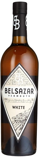 VERMOUTH BELSAZAR WHITE 0.75 L.
