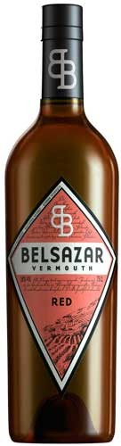 VERMOUTH BELSAZAR RED 0.75 L.