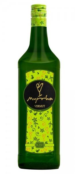 VERMUT MYRRHA BLANCO 1 L.