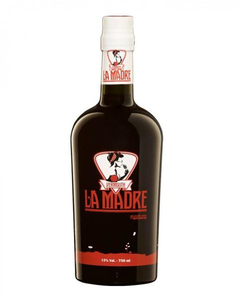 VERMOUTH LA MADRE ROJO 0,75 L. - Vermouth Artesanal