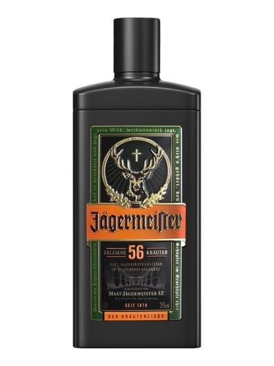 JAGERMEISTER BLACK TIN 1L.