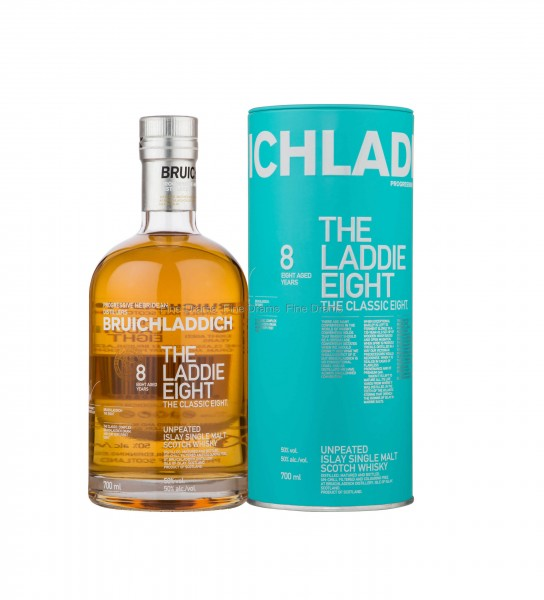 BRUICHLADDICH LADDIE EIGHT 50º 0.70 L.