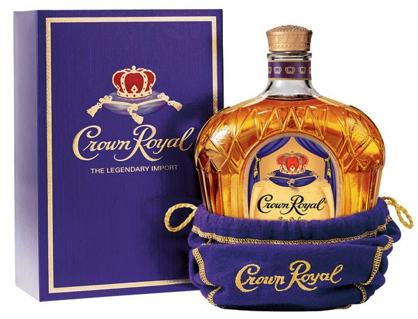 CROWN ROYAL 1 L. - Bourbon