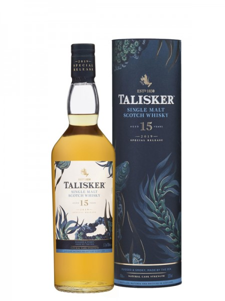 TALISKER 15 AÑOS CASK STRENGTH SPECIAL RELEASES 2019 0.70 L