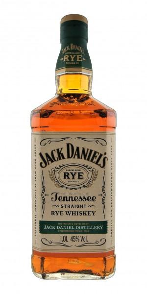 JACK DANIELS RYE 1 L.