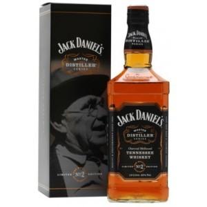JACK DANIELS MASTER DISTILLER Nº2 1L.