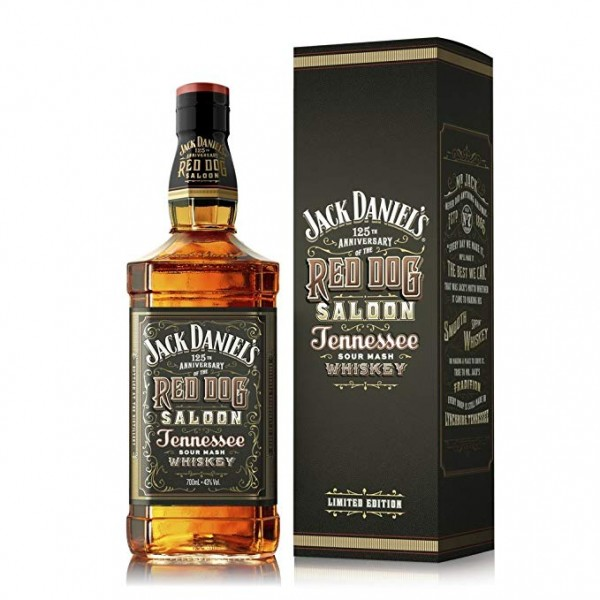 JACK DANIELS RED DOG SALOON 0.70 L.