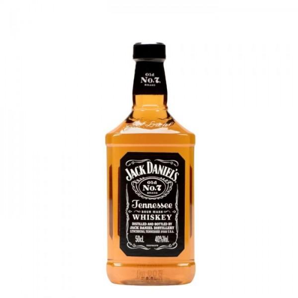 PETACA JACK DANIELS 0.50 L.