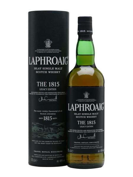 LAPHROAIG 1815 0.70 L.