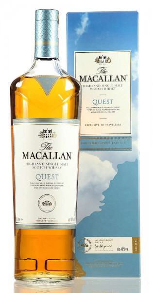 MACALLAN QUEST 1 L. - Malt Whisky
