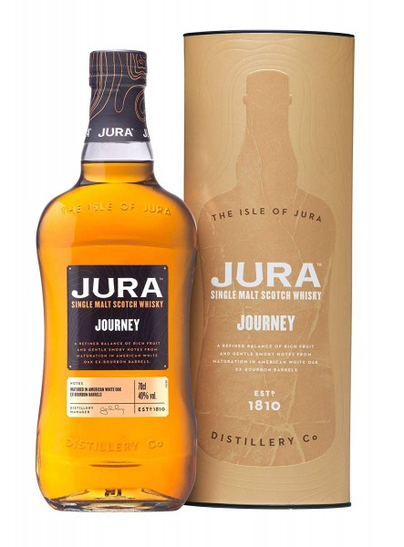 ISLE OF JURA JOURNEY 0,70 L.