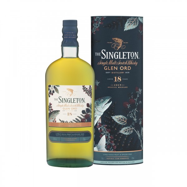 THE SINGLETON 18 AÑOS CASK STRENGTH SPECIAL RELEASES 2019 0.70 L - Malt Whisky