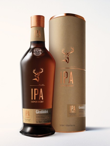 GLENFIDDICH IPA EXPERIMENT 0.70 L. - Malt Whisky