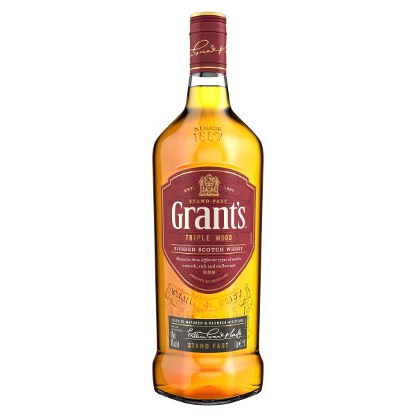 GRANT´S 1 L. - Scotch Whisky