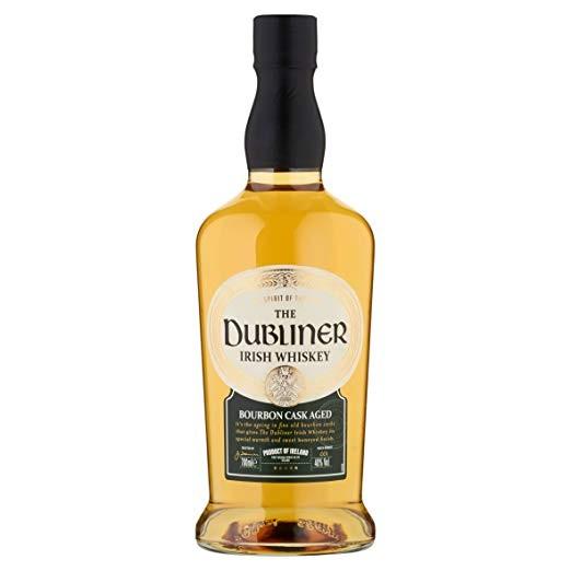 DUBLINER IRISH WHISKY BOURBON CASK AGED 0.70 L. - Irish Whisky