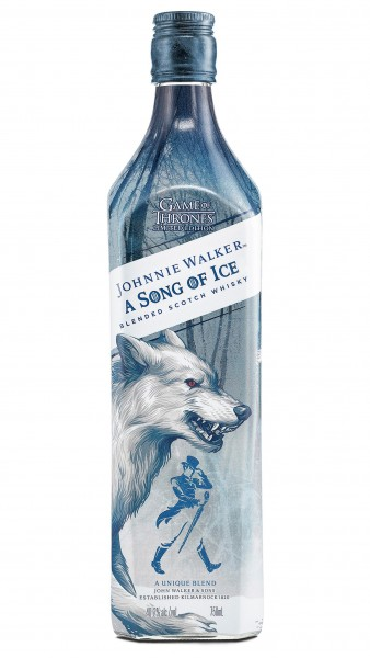 JOHNNIE WALKER A SONG OF ICE 0.70 L.