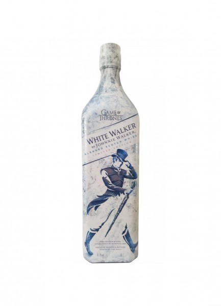 JOHNNIE WALKER WHITE GAME OF THRONES 1L - Scotch Whisky