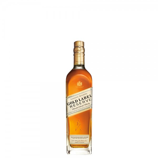 PETACA WHISKY J.WALKER GOLD LABEL 0.20 L.