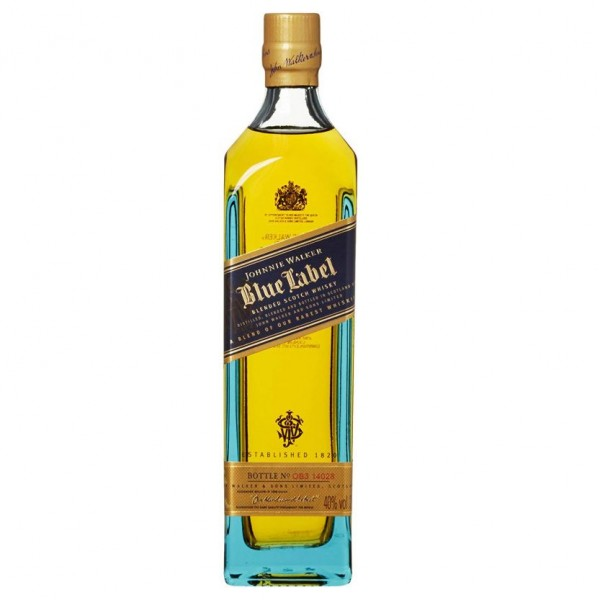JOHNNIE WALKER BLUE LABEL GHOST & RARE - PORT ELLEN 0.70 L.
