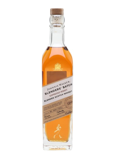 JOHNNIE WALKER EXPRESSO ROAST BLENDERS BATCH 0.50 L - Scotch Whisky