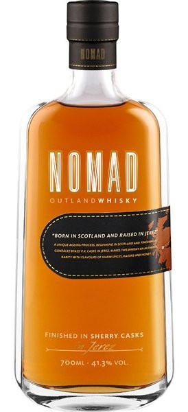 NOMAD SHERRY CASK 0.70 L. - Scotch Whisky finished in Jerez