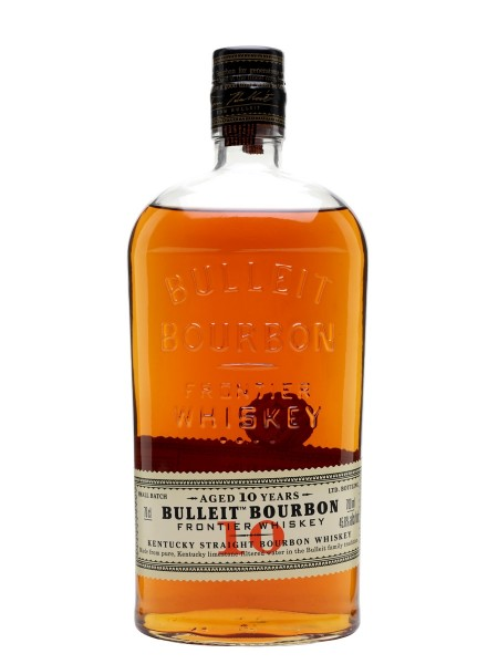 BULLEIT BOURBON 10 YEARS 0.70 L. - Kentucky Whisky