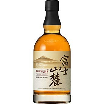 KIRIN FUJI-SANROKU GRAIN 50º WHISKY 0.70 L. - Japan Blended Whisky