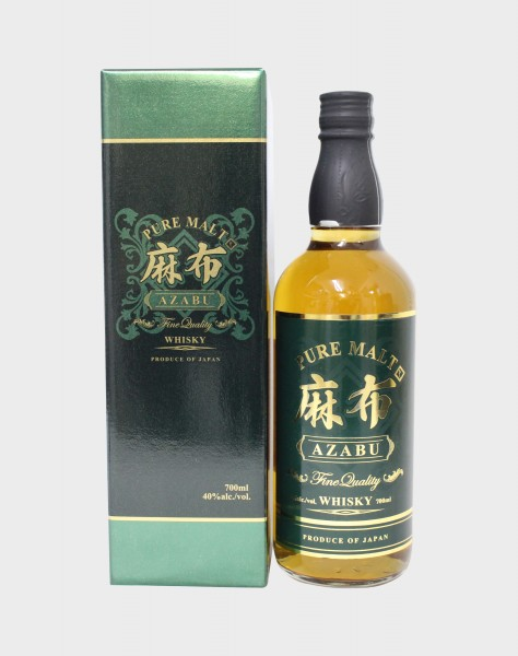 WHISKY AZABU PURE MALT 0.70 L. - Japan Blended Whisky