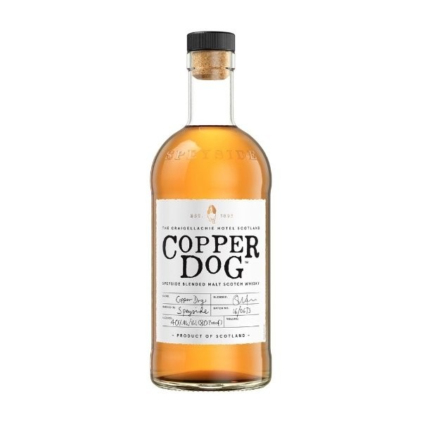 COPPER DOG 0.70 L. - Malt Whisky