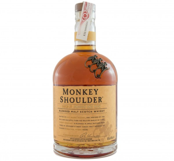 MONKEY SHOULDER 1 L.