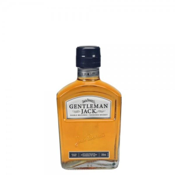 PETACA JACK DANIELS GENTLEMAN 0.20 L. - EEUU Whisky