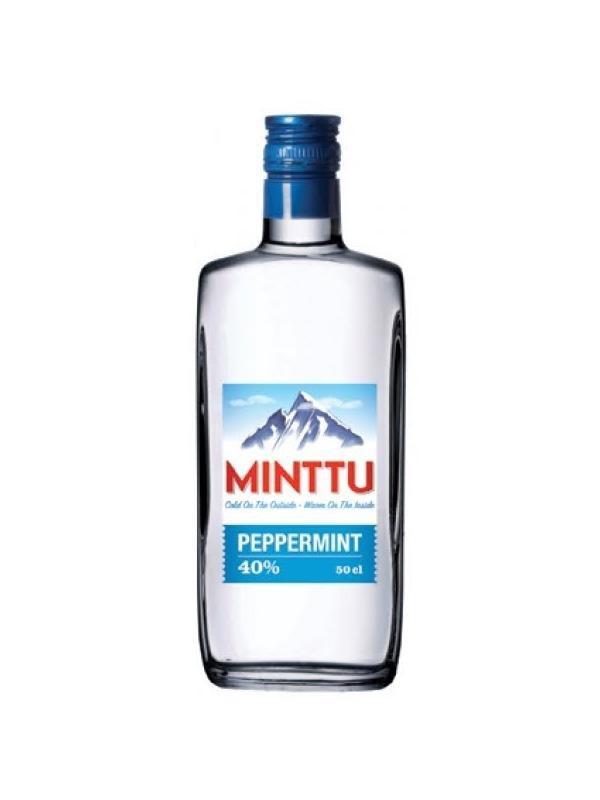 MINTTU PEPPERMINT 0.50 L. - Licor