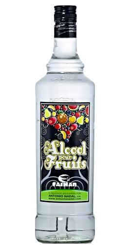 ALCOHOL POUR FRUITS 95º CAIMAN 1L.