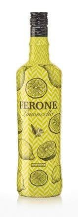 LIMONCELLO FERONE 100% NATURAL 0.70 L. - Limoncello