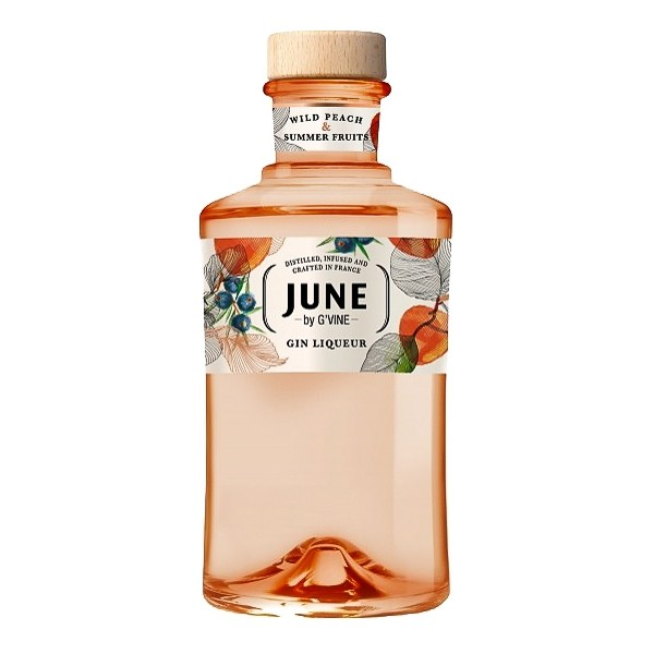JUNE GIN LIQUEUR BY GVINE LICOR FLORES DE VID 0.70 L.