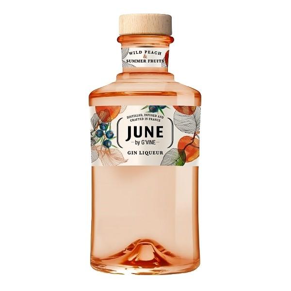 JUNE GIN LIQUEUR BY GVINE LICOR FLORES DE VID 0.70 L. - Licor