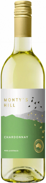MONTYS HILL CHARDONNAY - South Australia