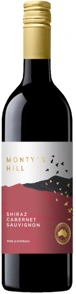 MONTYS HILL SHIRAZ-CABERNET - South Australia