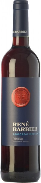 RENE BARBIER ABOCADO MEDIUM DRY - D.O. Catalunya