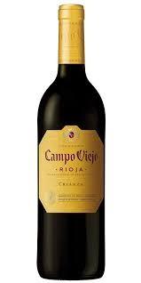 CAMPO VIEJO CRIANZA - D.O. Rioja Tinto