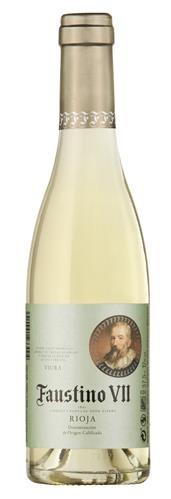 1/2 FAUSTINO VII BLANCO - D.O. Rioja