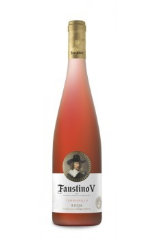 FAUSTINO V ROSADO - D.O. Rioja Rosado