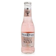 FEVER TREE AROMATIC TONIC 0.20L - Ginger Beer