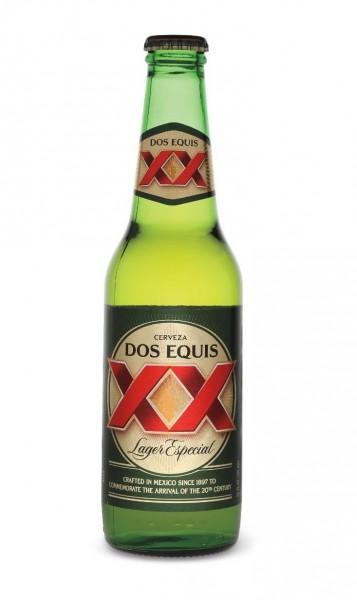 CERVEZA LAGER DOS EQUIS XX 35,5 CL. - Cerveza mexicana